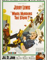 Jerry Lewis Aptal Tezgâhtar – Who's Minding the Store? izle
