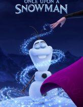 Once Upon a Snowman 2020 Türkçe izle