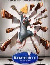 Ratatouille 2007 Türkçe Dublaj izle