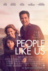 Bizim Gibi İnsanlar – People Like Us 2012 Türkçe Dublaj izle