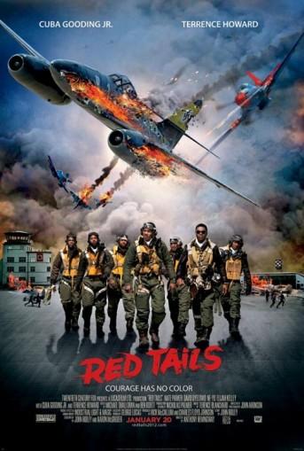 Kırmızı Kuyruklar Türkçe Dublaj izle