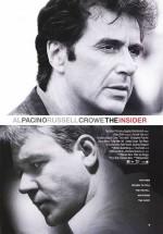 Köstebek – The Insider 1999 Türkçe Dublaj izle