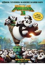Kung Fu Panda 3 Türkçe Dublaj izle