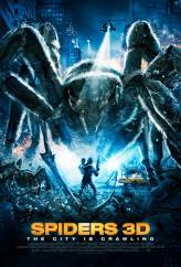 Spiders 3d Türkçe Dublaj izle